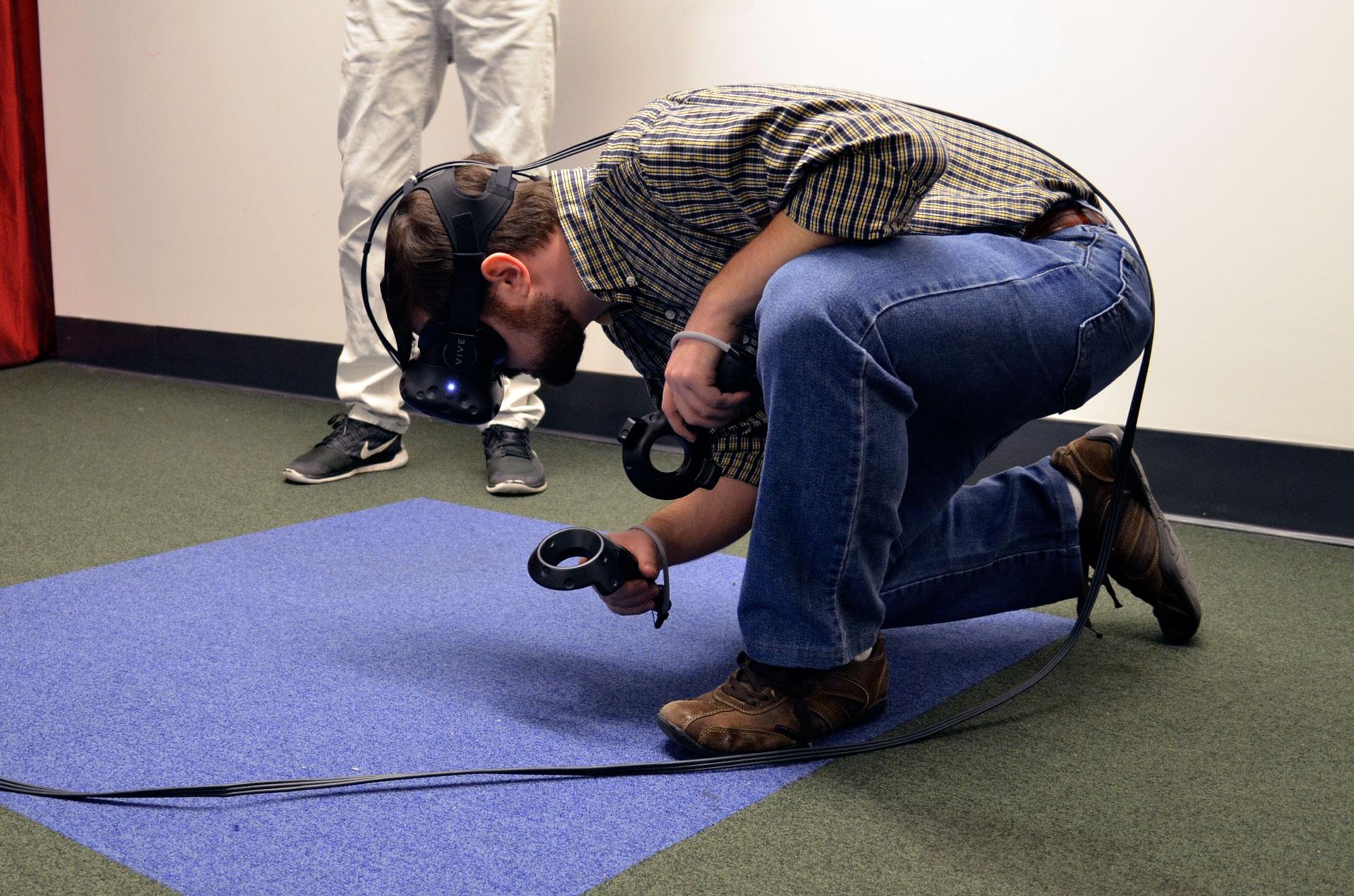 Criminal Investigations – virtual reality