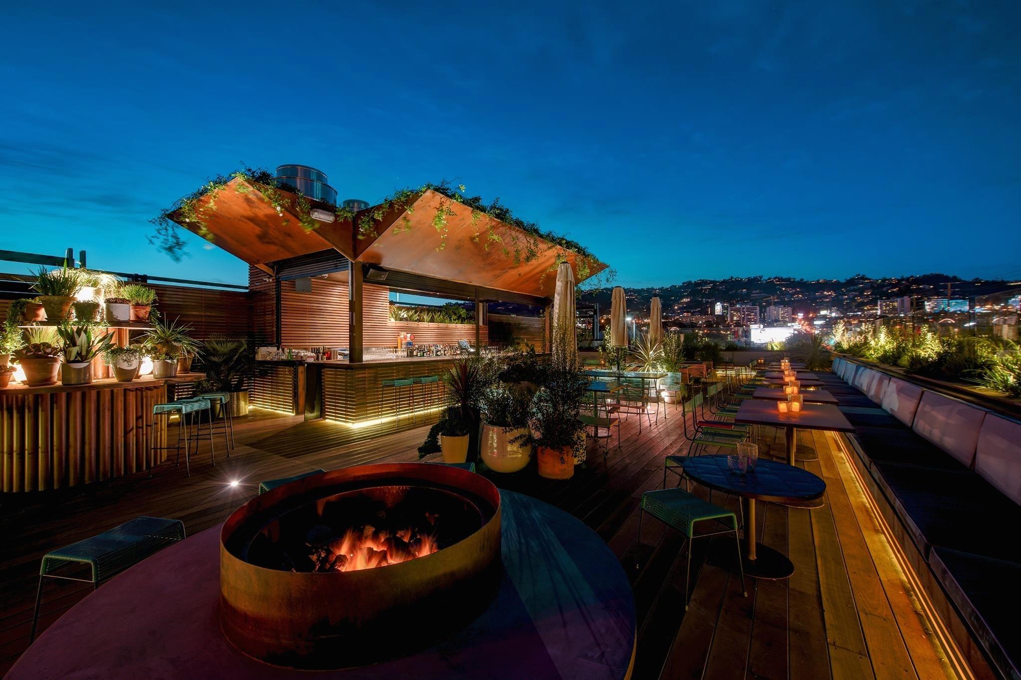 E.P. & L.P. – rooftop bar los angeles