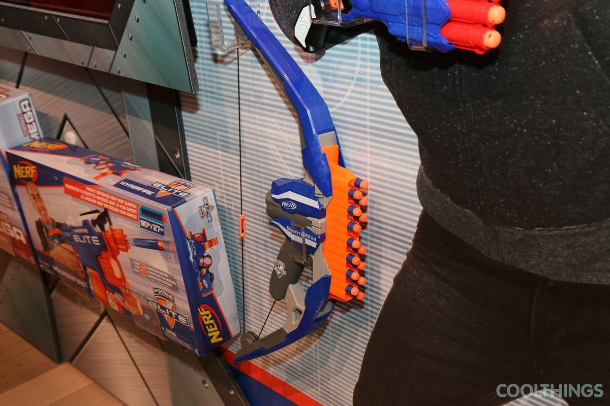 Elite Stratobow – nerf gun