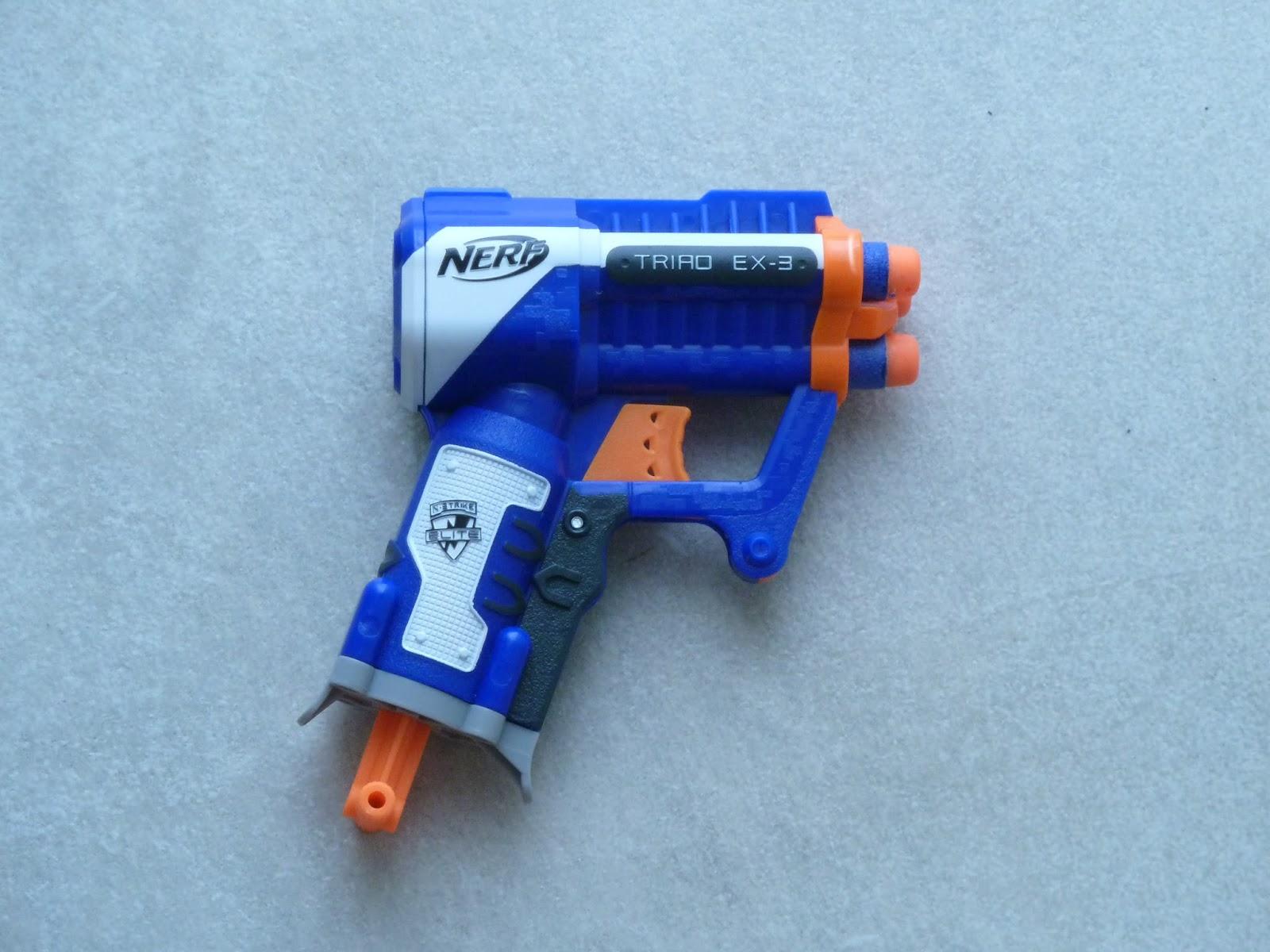 Elite Triad EX-3 – nerf gun