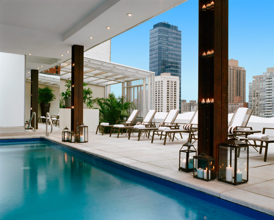 rooftop pools in nyc to defeat the summer heat. Black Bedroom Furniture Sets. Home Design Ideas