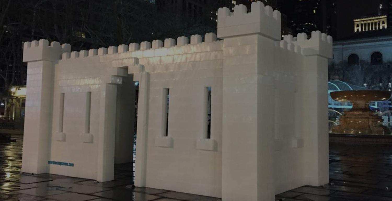 EverBlock Castle – giant legos
