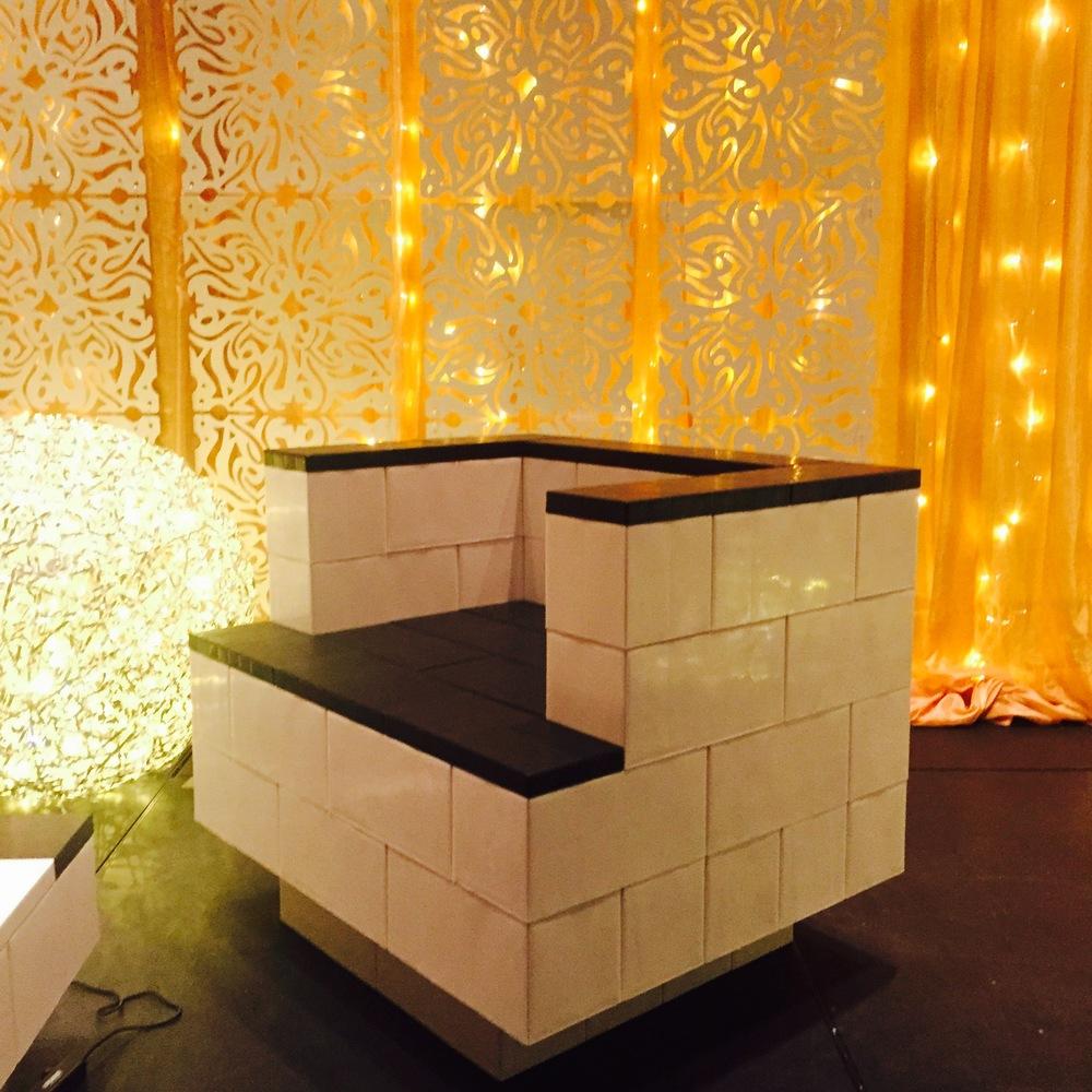 EverBlock Chair – giant legos