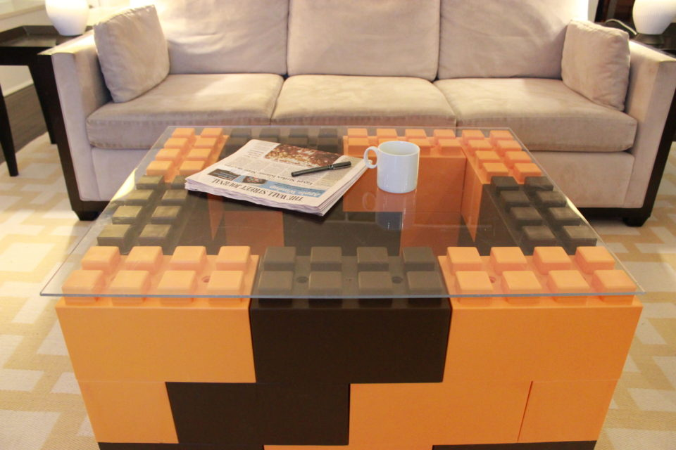 EverBlock Coffee Tablet - giant legos