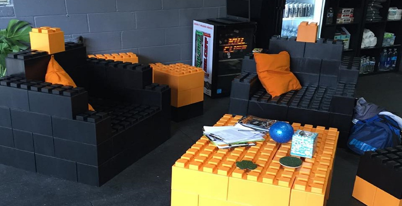 EverBlock Living Room Set – giant lego