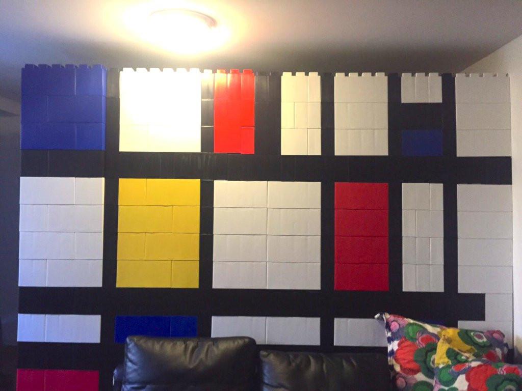 EverBlock Modern Art – giant legos