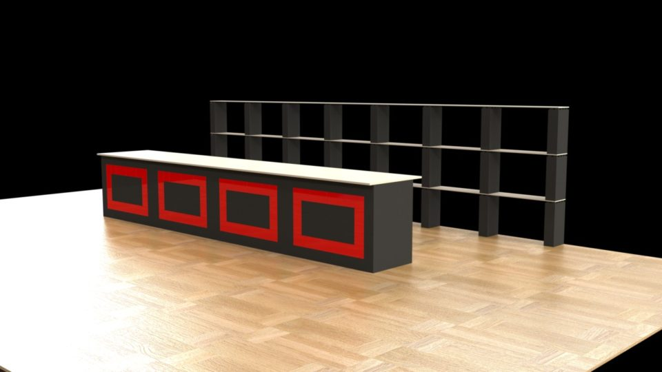 EverBlock Podium and Dais giant legos 960x540 EverBlocks Giant Lego Bricks Make Home Decorating Childs Play