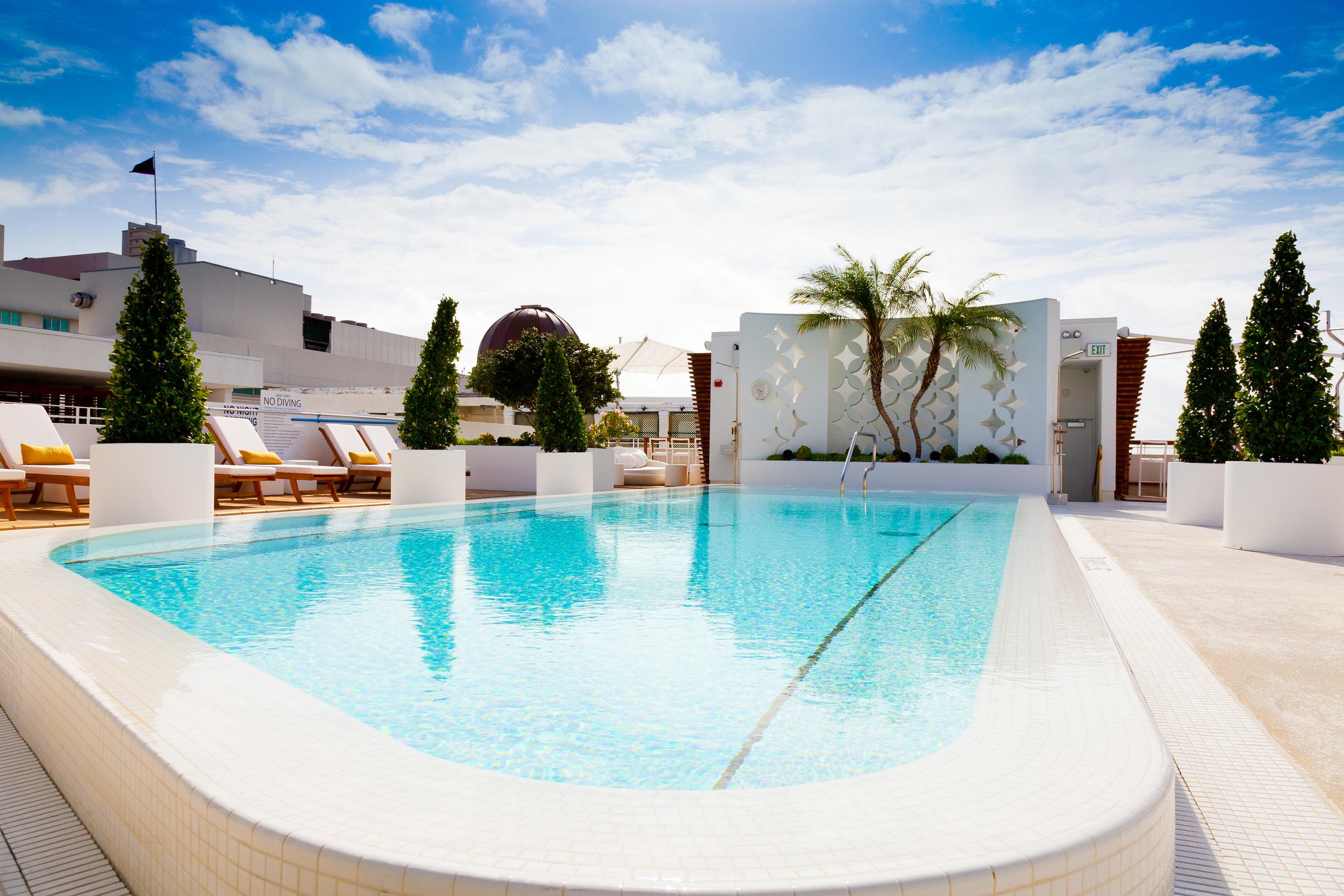Tudor House @ Dream Hotel South Beach