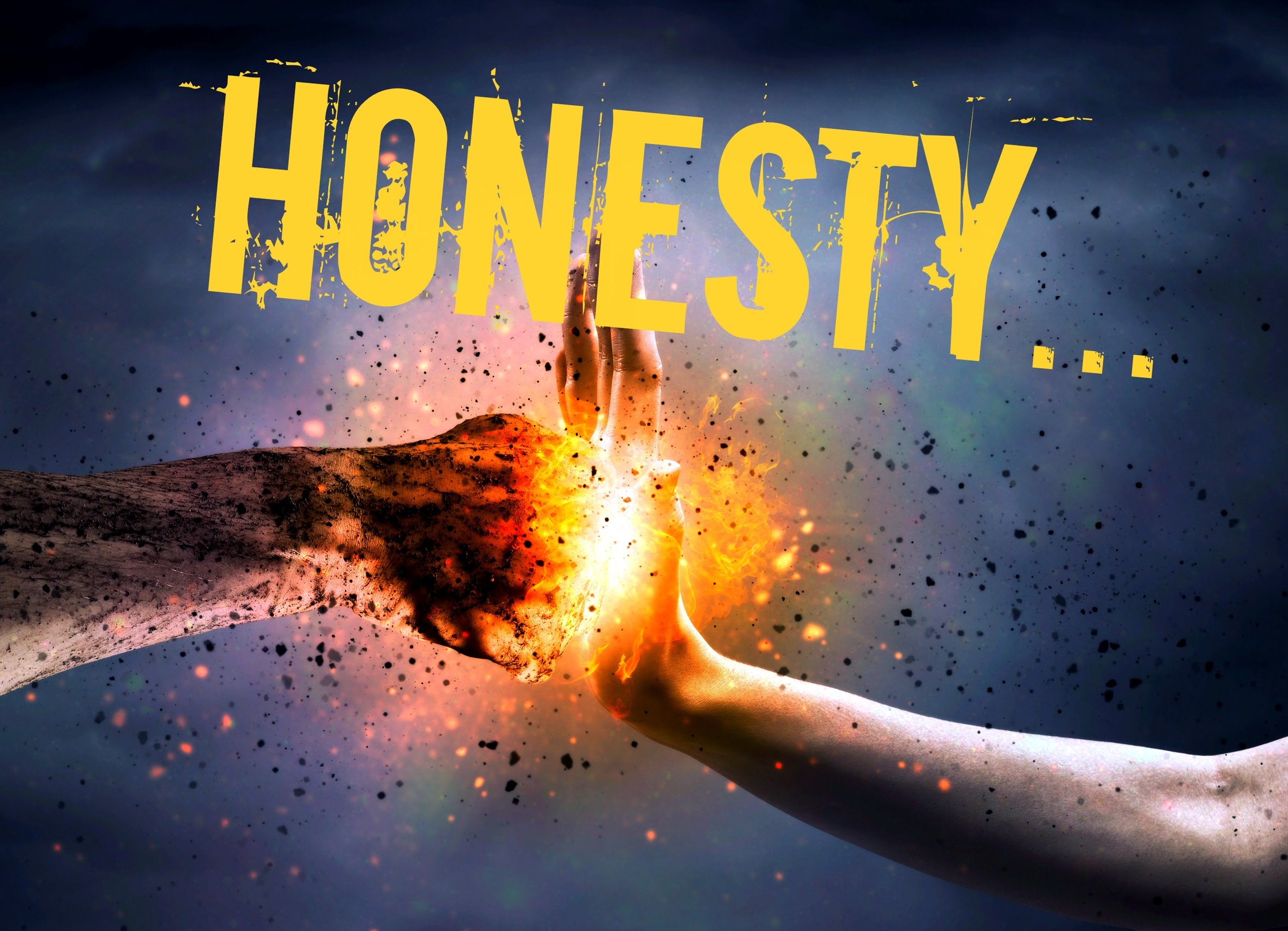 Honesty – fight depression naturally