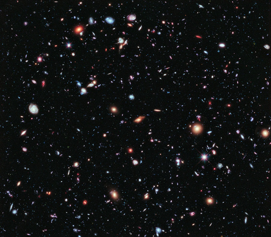 That's a lot of galaxies.