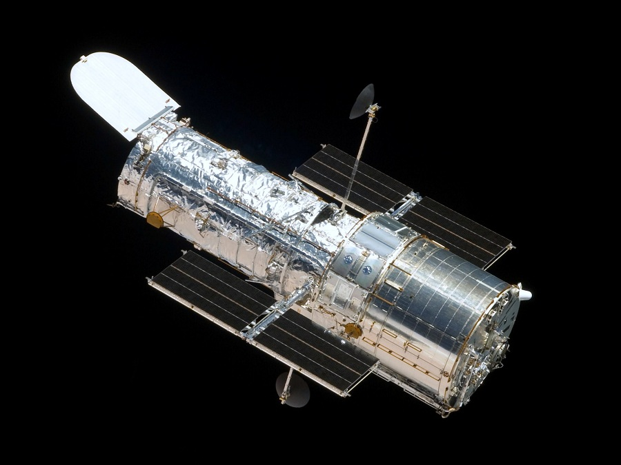 Hubble Space Telescope Boldly Shooting What No Man Has Shot Before