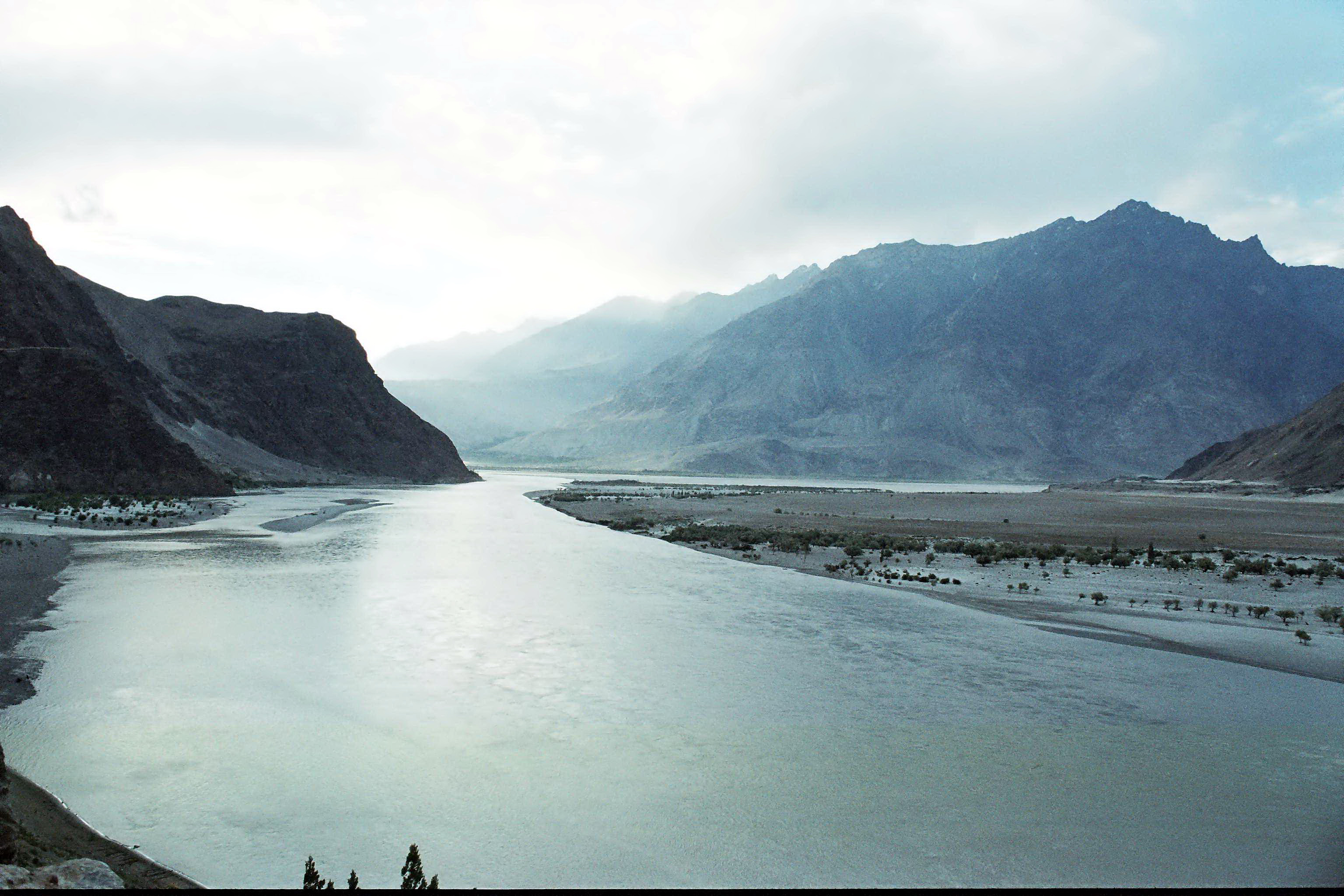 Indus – longest river in the world