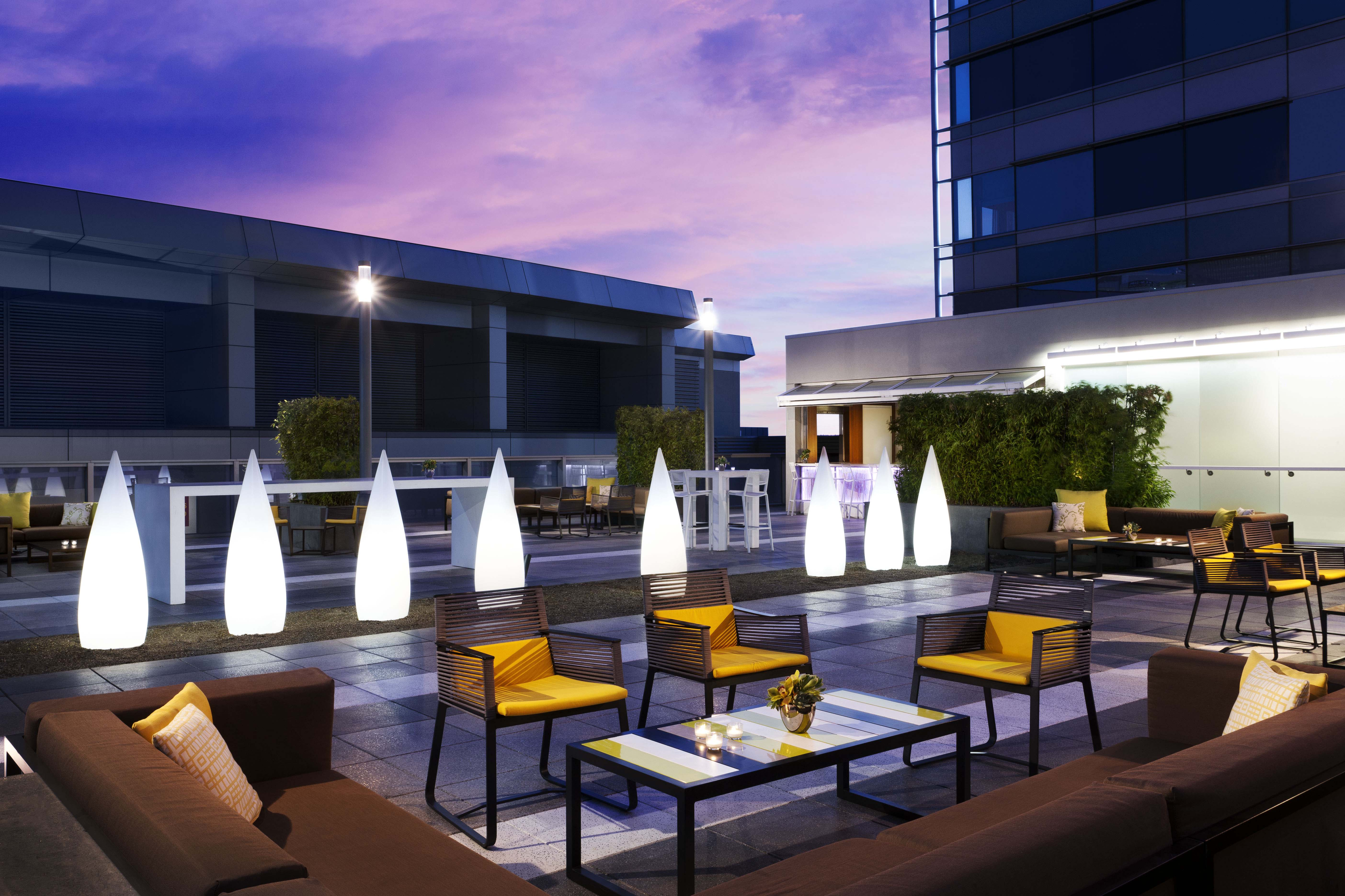 Ion Rooftop Bar – los angeles