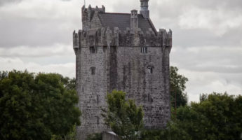 Irish Castle weird airbnb rental 1 345x200 Think Outside the Hotel with the Weirdest AirBnB Rentals