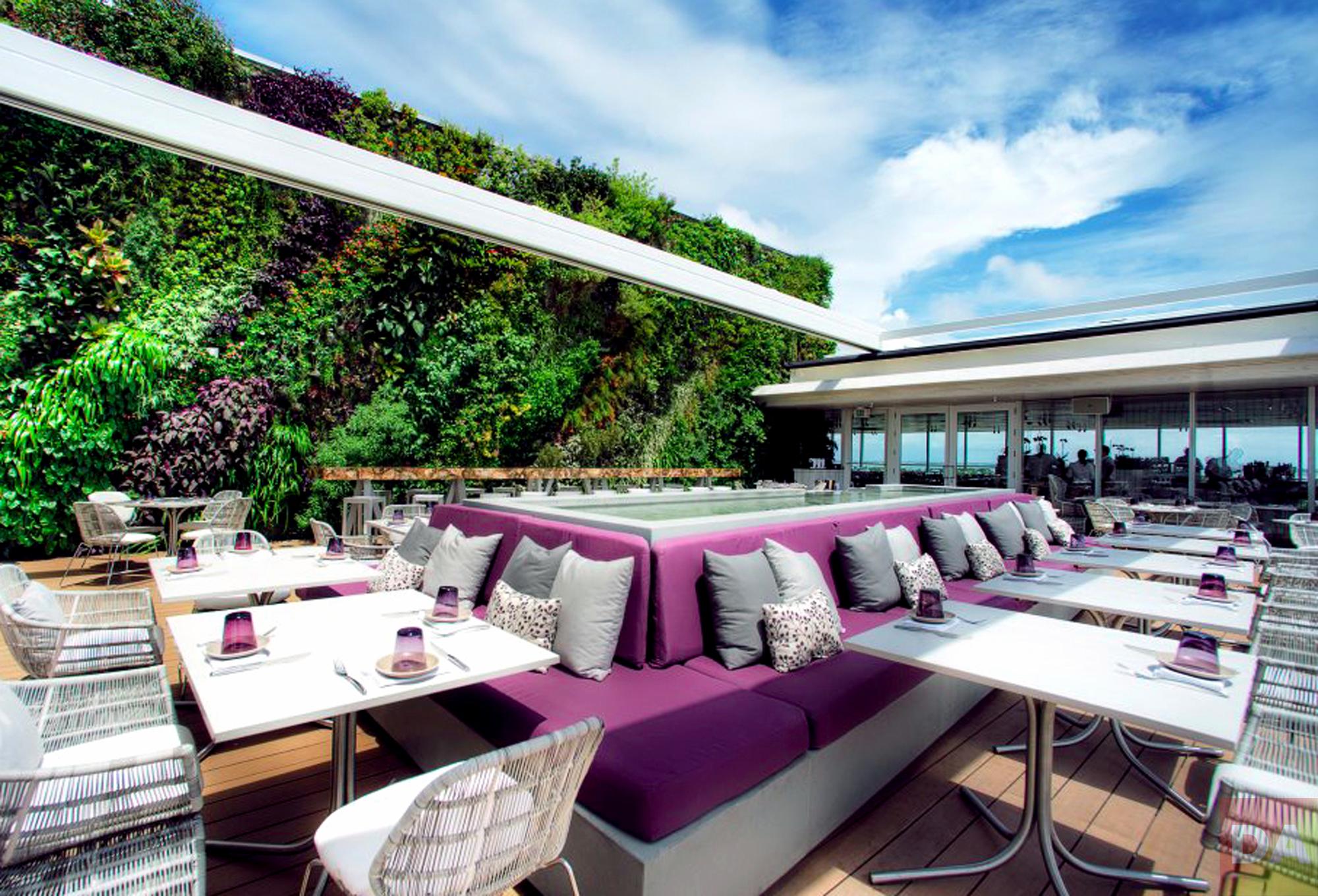 Juvia – rooftop bar miami