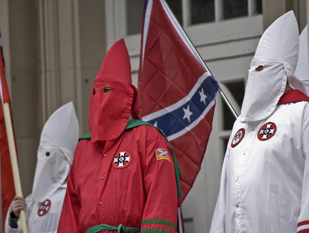 Ku Klux Klan – secret society