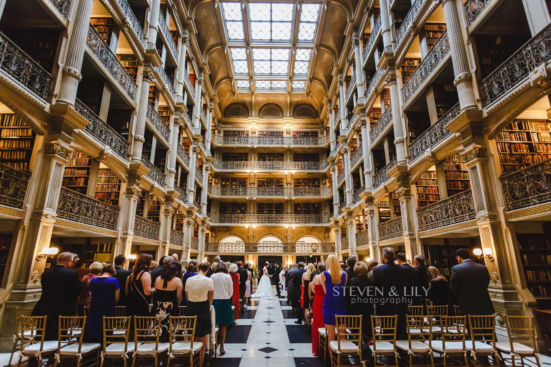 Library – wedding venue