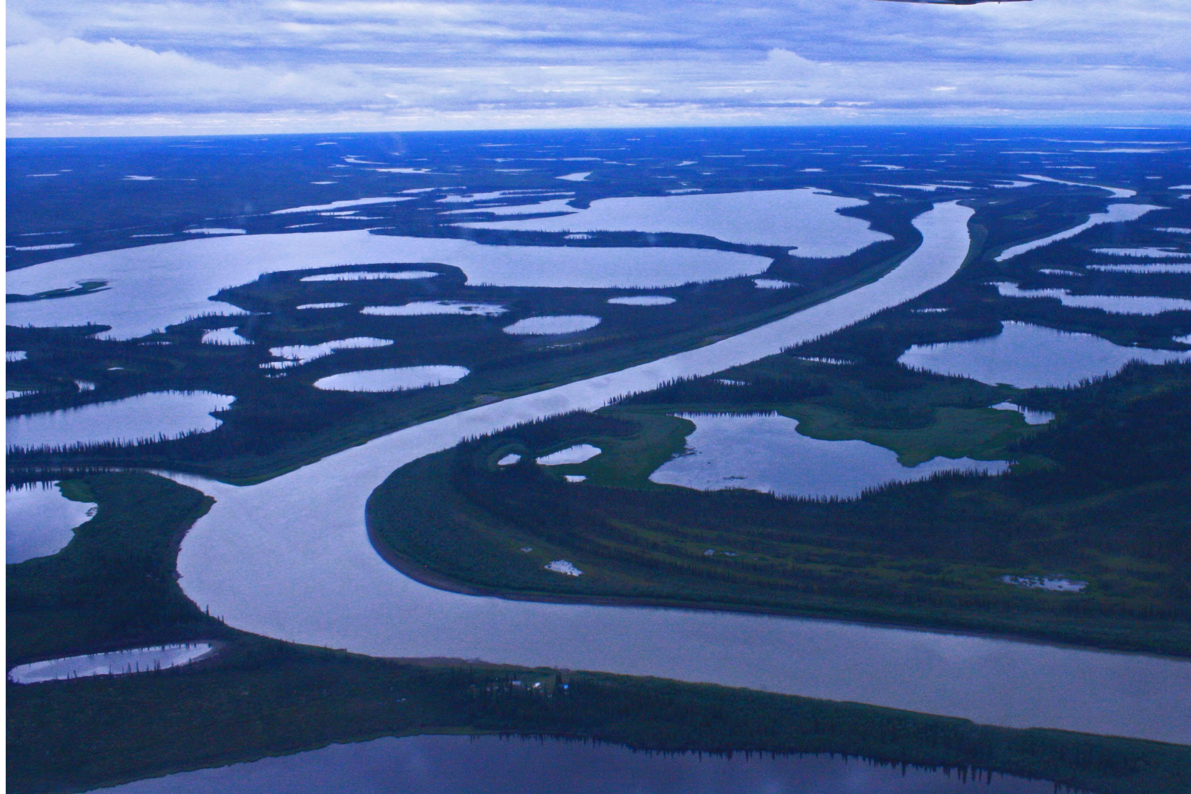 Mackenzie – longest rivers in the world