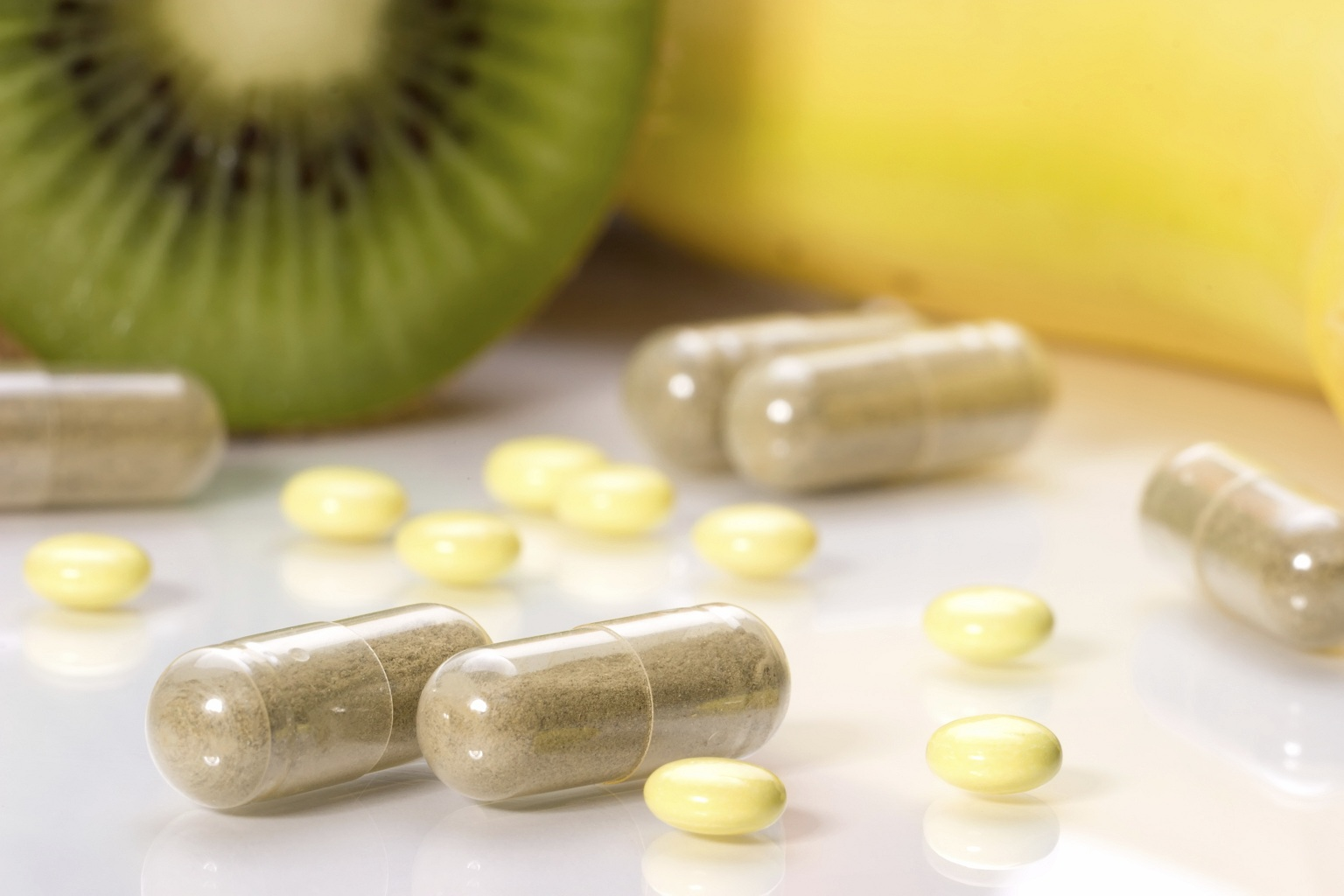Pills or fruits