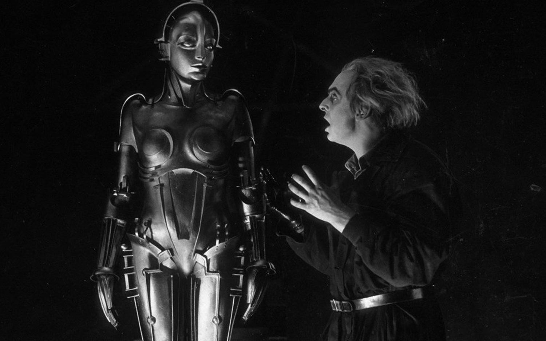 Maria Futura – famous robot