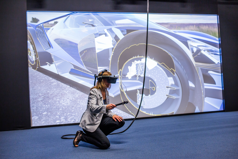 Mechanical Engineering – virtual reality