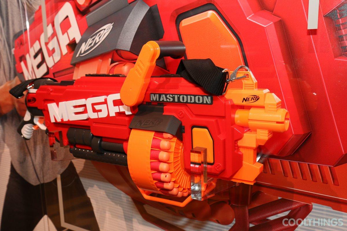 Mega Mastodon Blaster – nerf gun