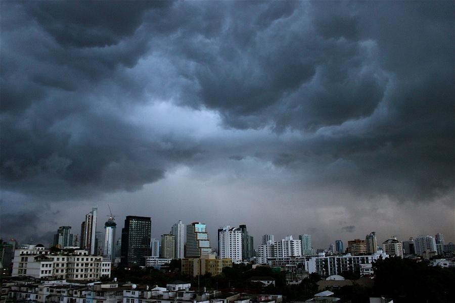 Bangkok, capital of Thailand.