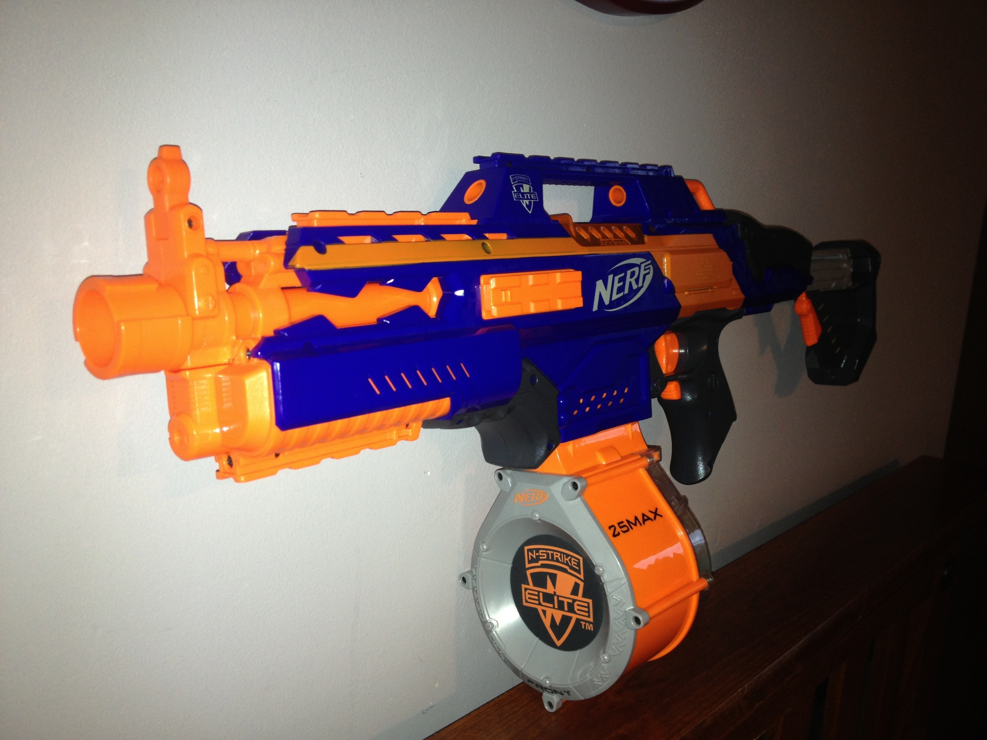 N-Strike Elite RapidStrike CS-18 – nerf gun