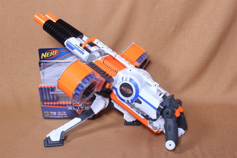 N-Strike Elite Rhino-Fire Blaster – nerf gun
