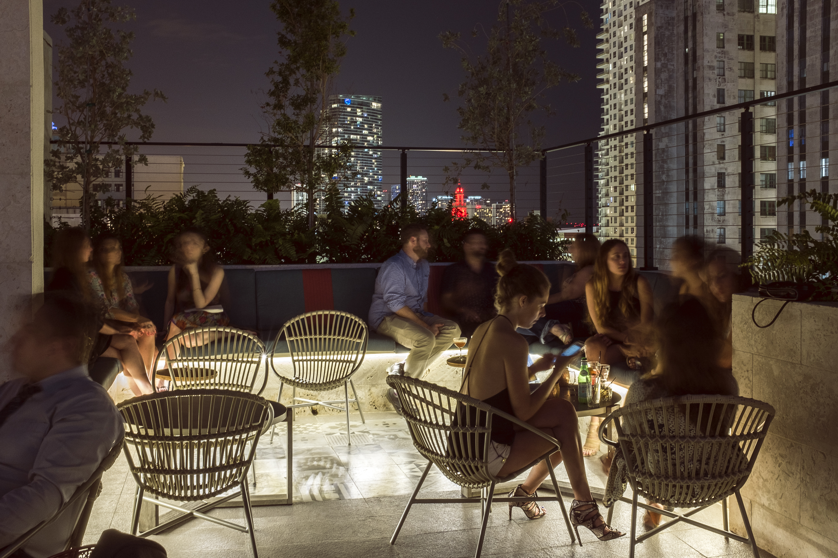 Pawn Broker – rooftop bar miami