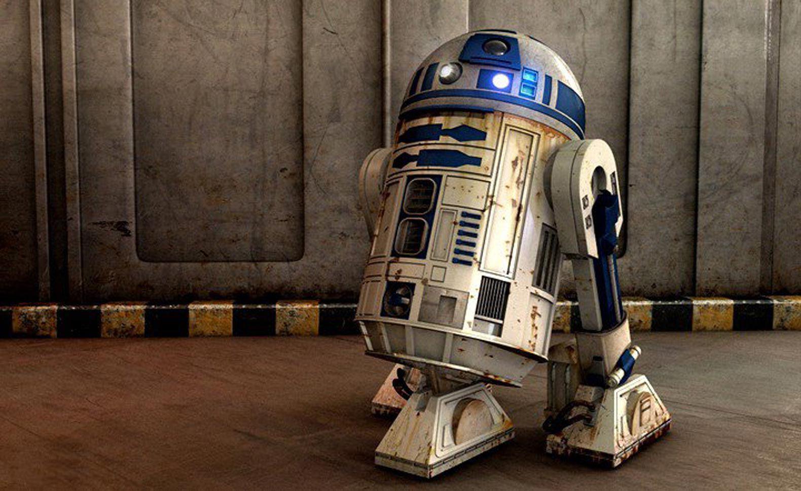 R2-D2 – famous robot
