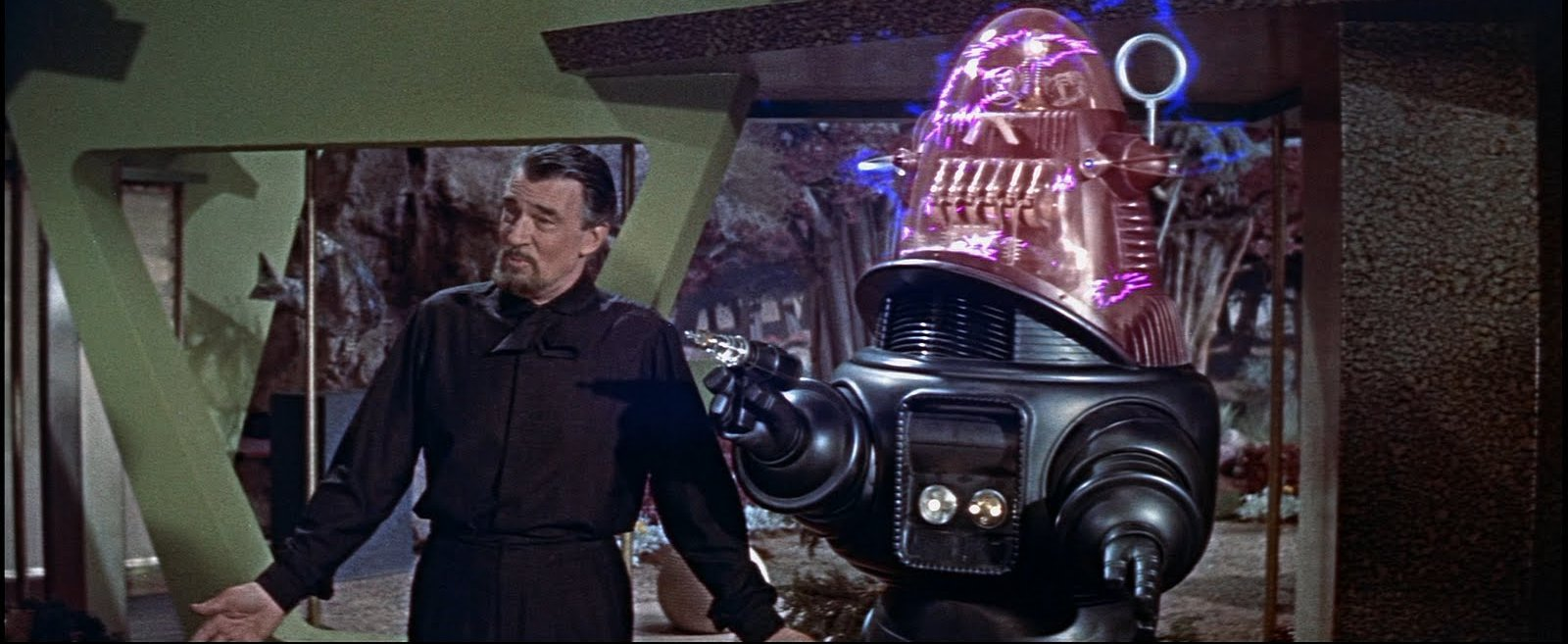 Robby the famous Robot