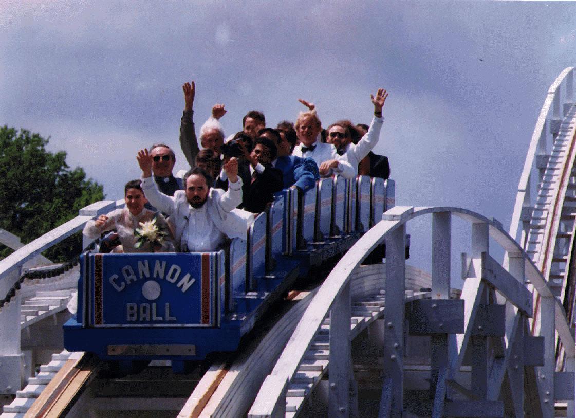 Roller Coaster – wedding venue