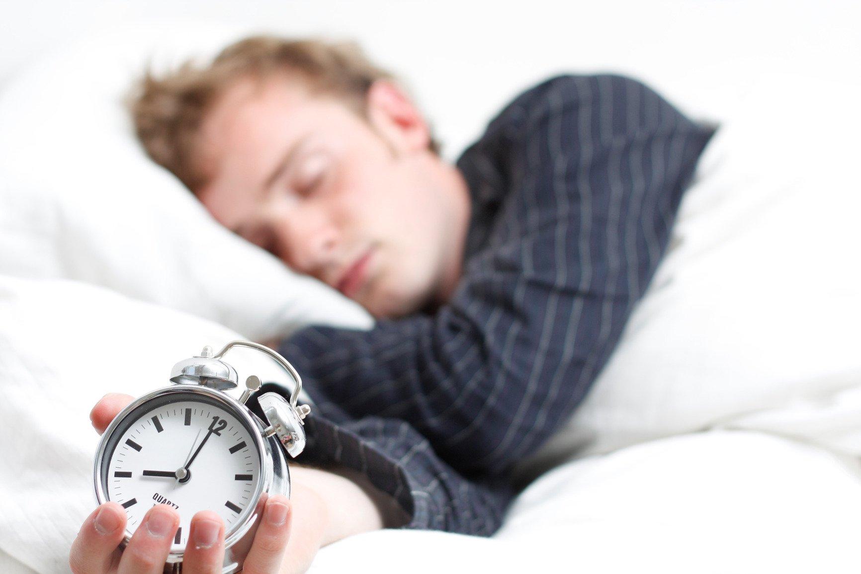 Sleep – natural depression remedy