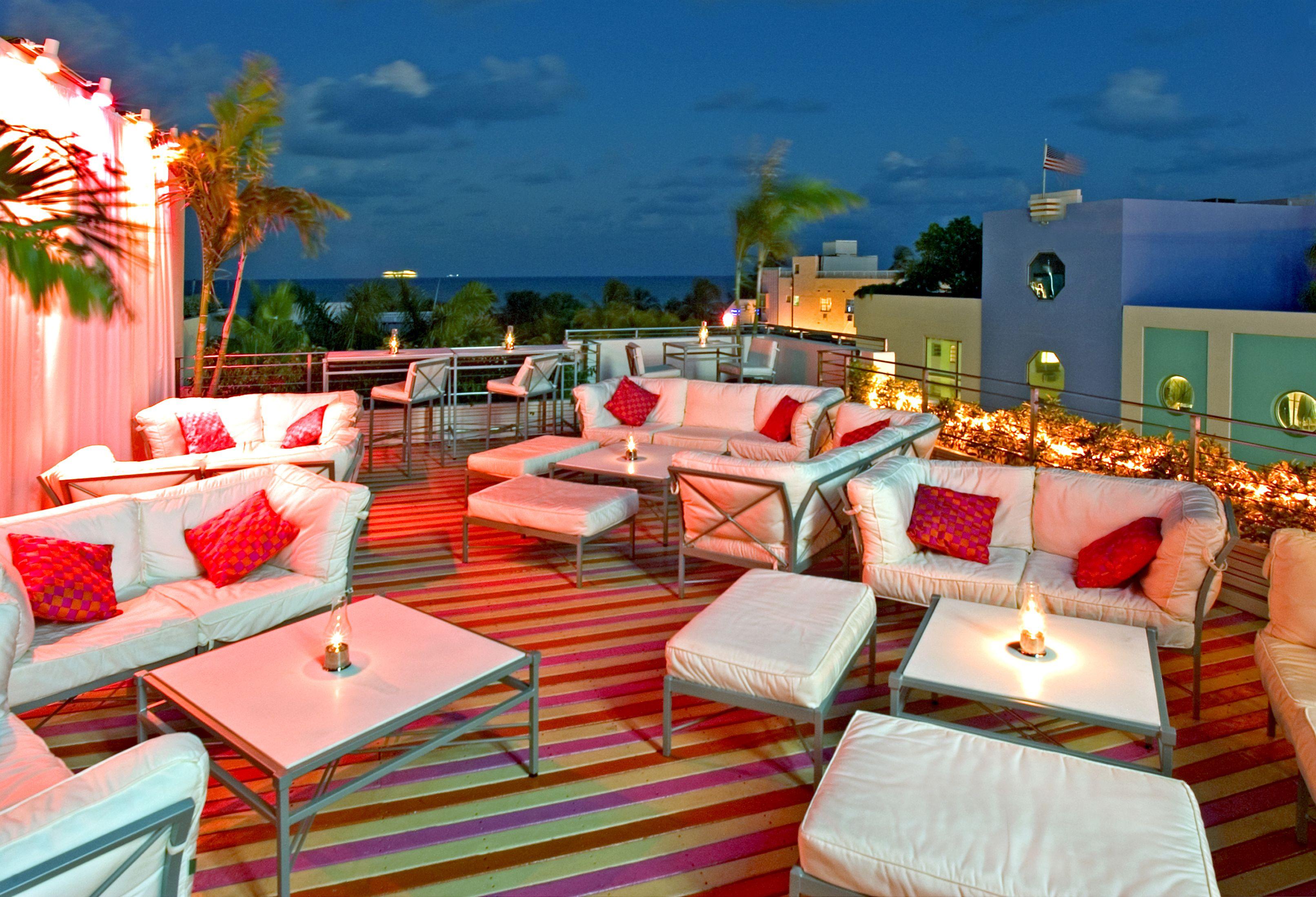 Spire Bar & Lounge – rooftop bar miami