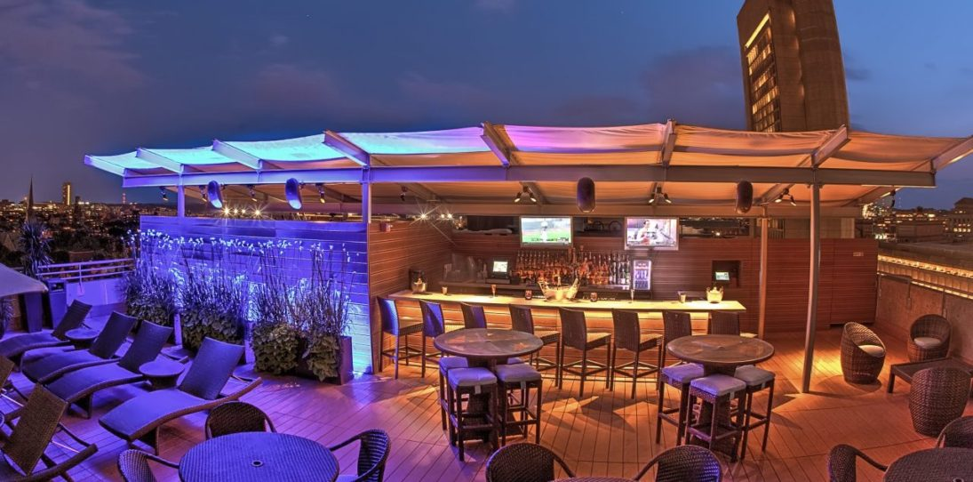 Celtic Pride: Boston's 17 Most Wicked Rooftop Bars