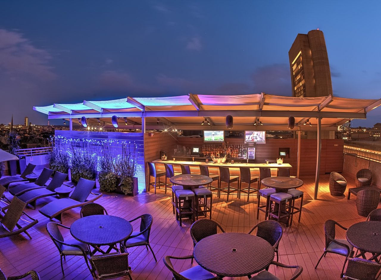Celtic Pride Boston S 17 Most Wicked Rooftop Bars