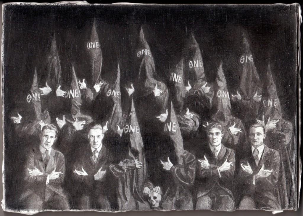 The Order of Skull and Bones – secret society