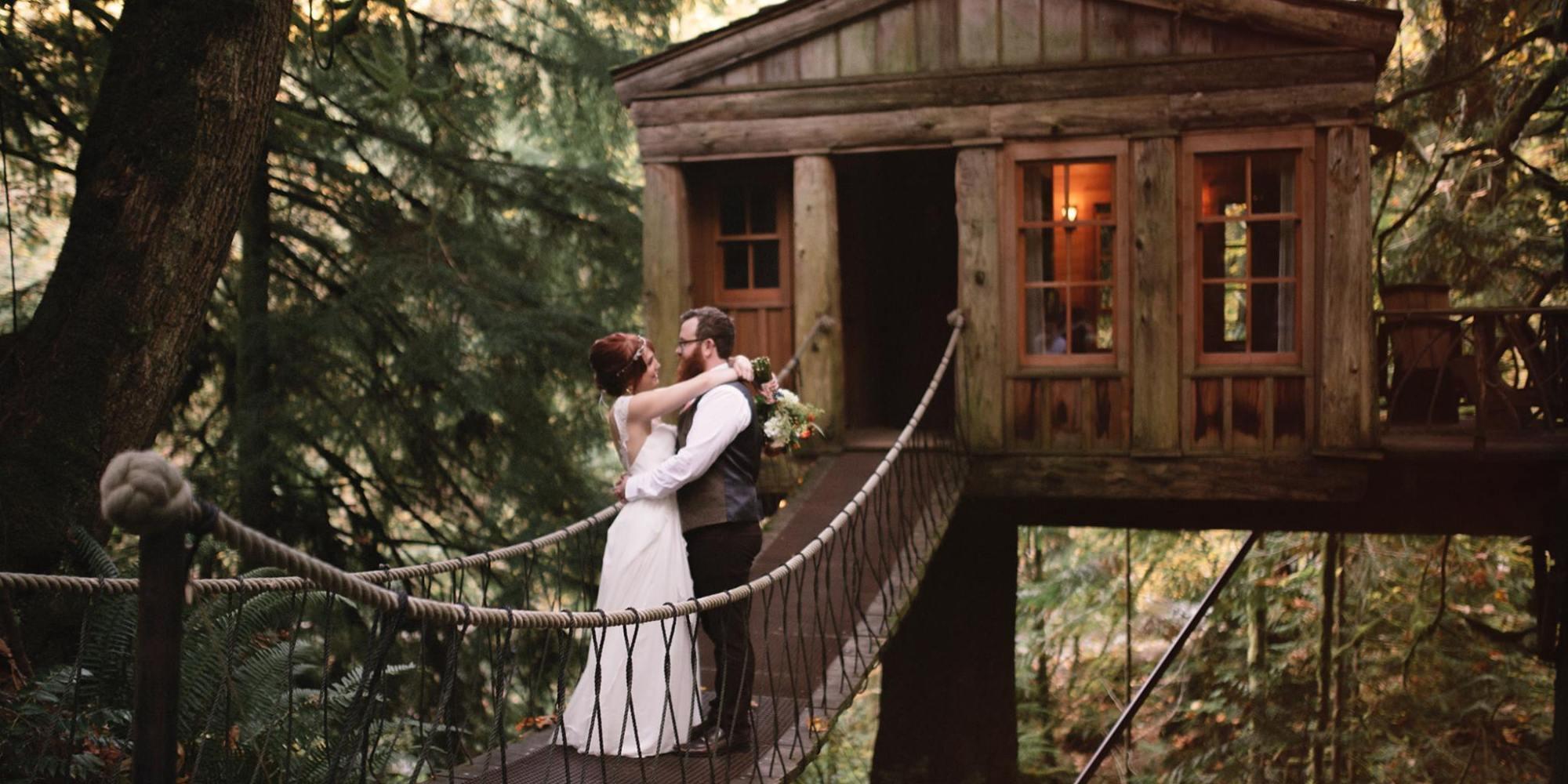 Treehouse – wedding venue