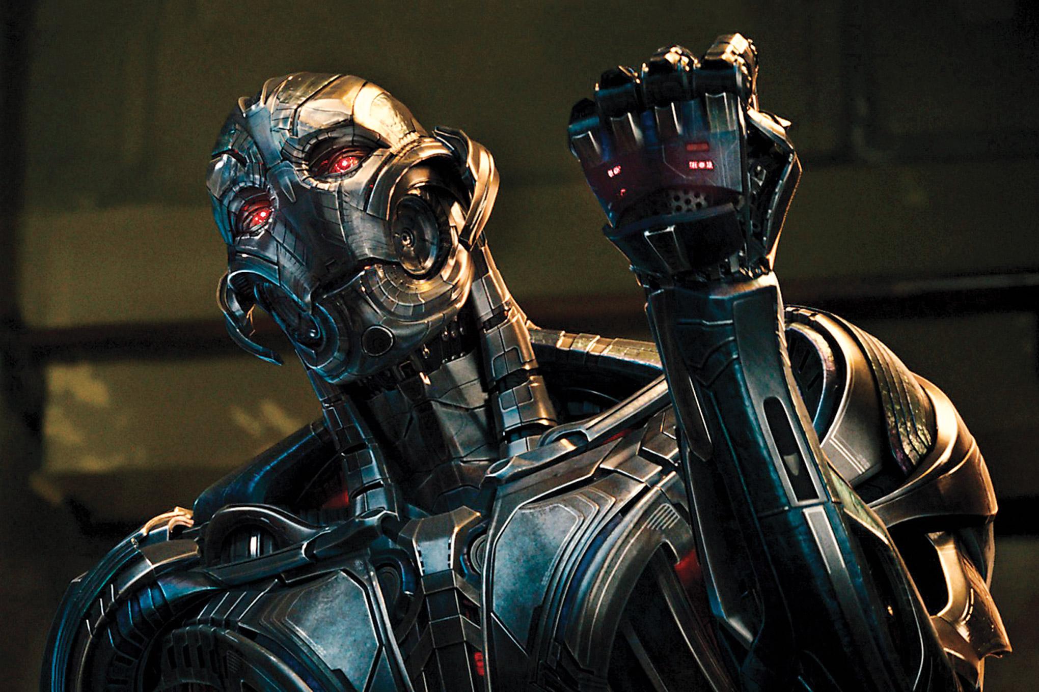 Ultron – famous robot