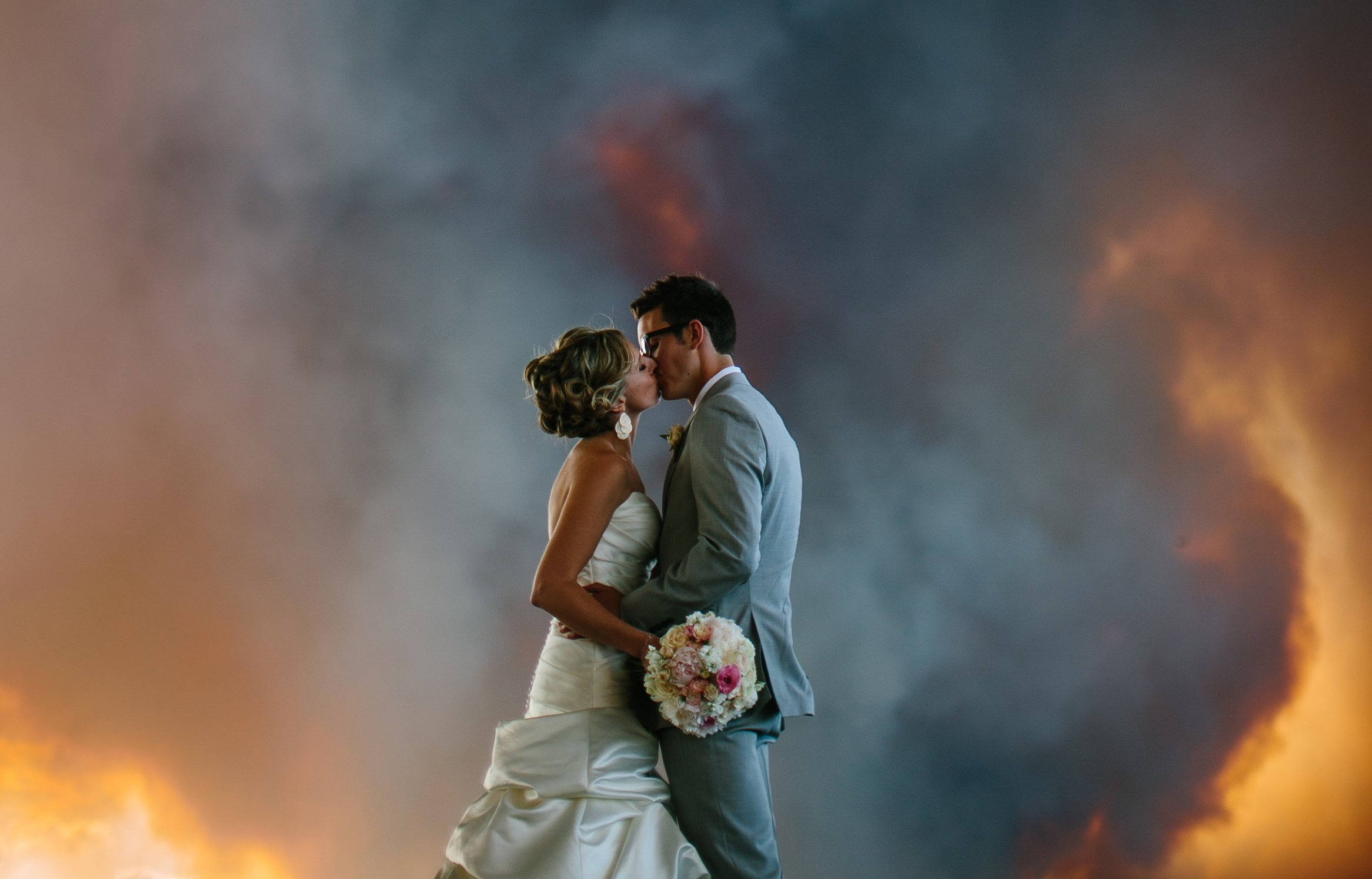 Volcano – wedding venue