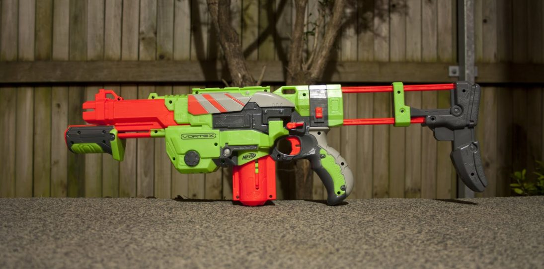 Arm Yourself for Cubicle Combat with the 20 Best Nerf Guns