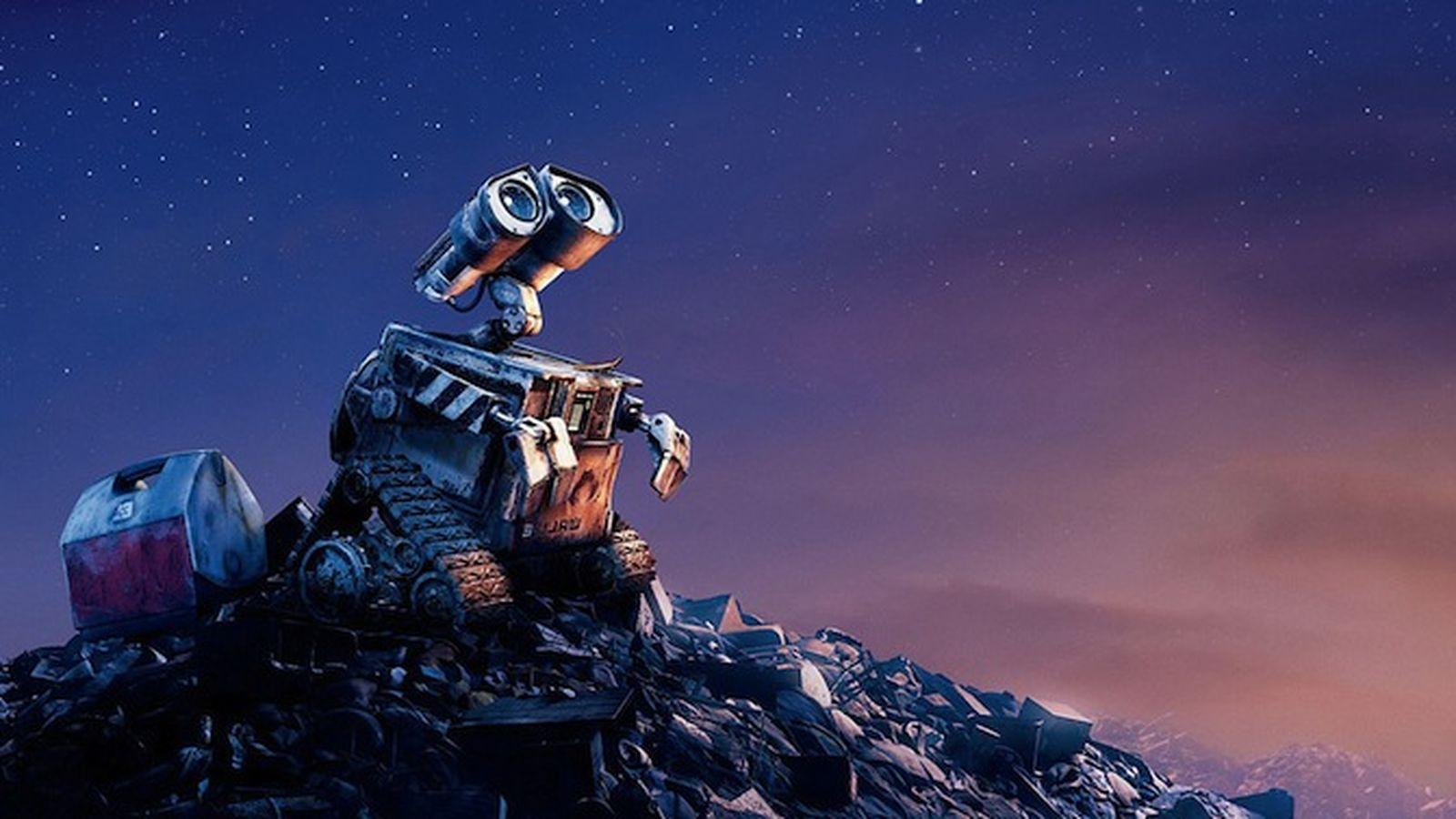 WALL-E – famous robot