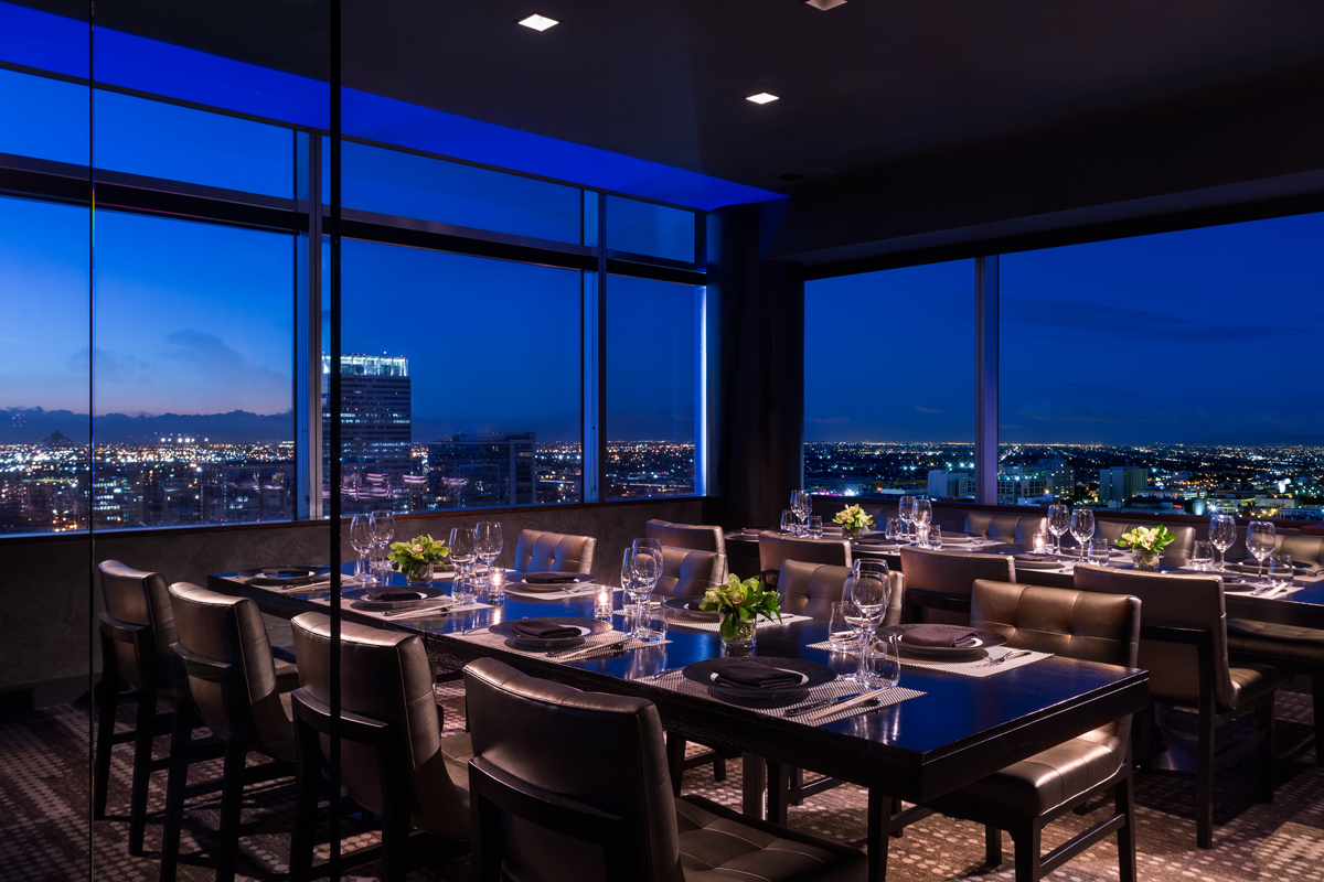 WP24 By Wolfgang Puck – rooftop bar los angeles