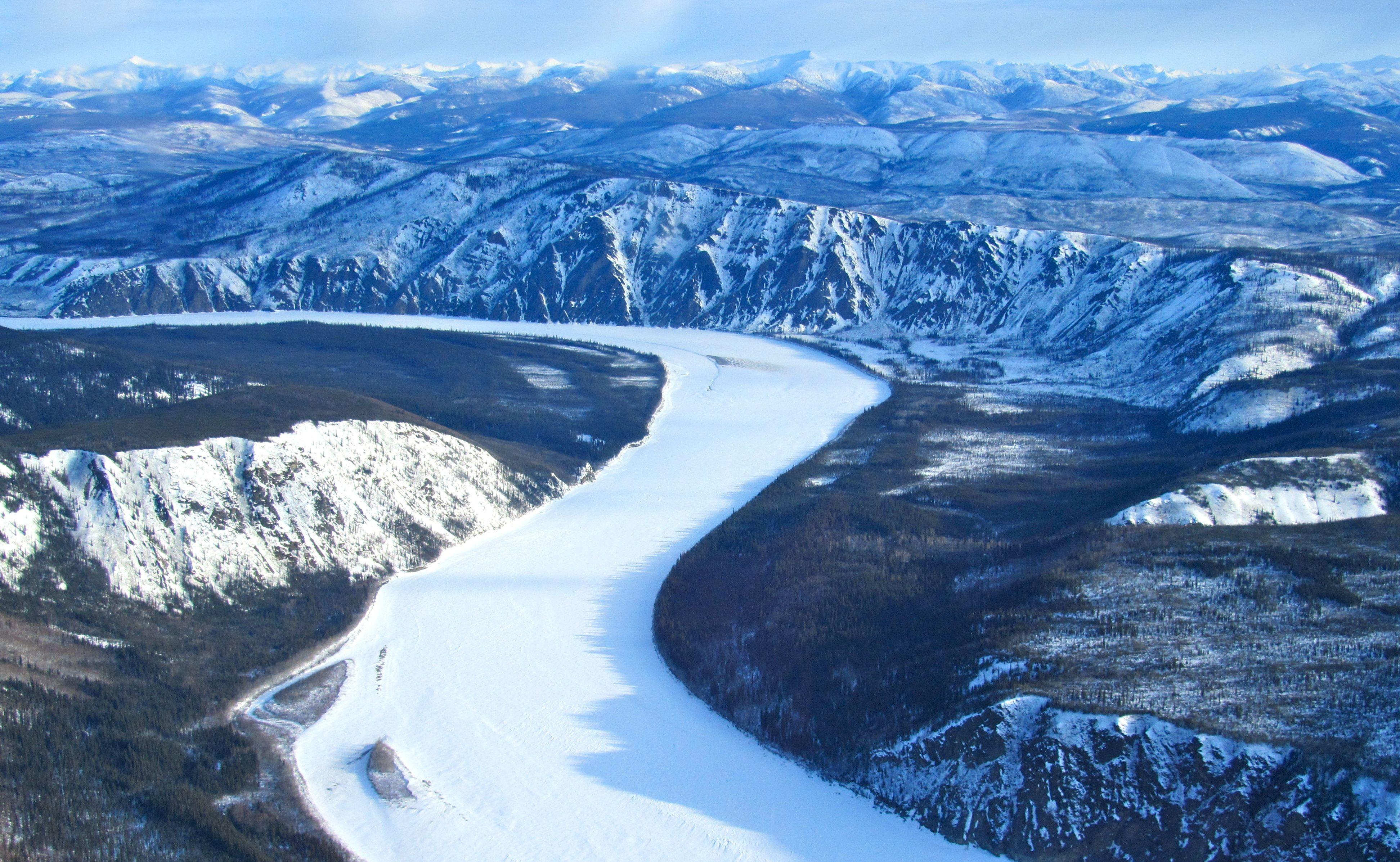 Yukon – longest rivers in the world