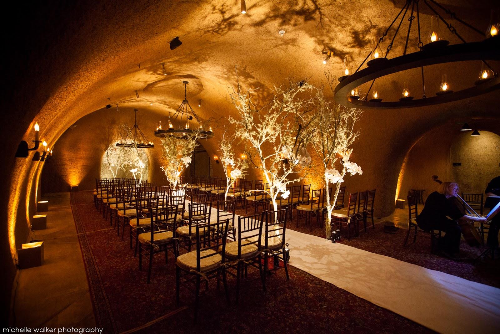 cave wedding – venue