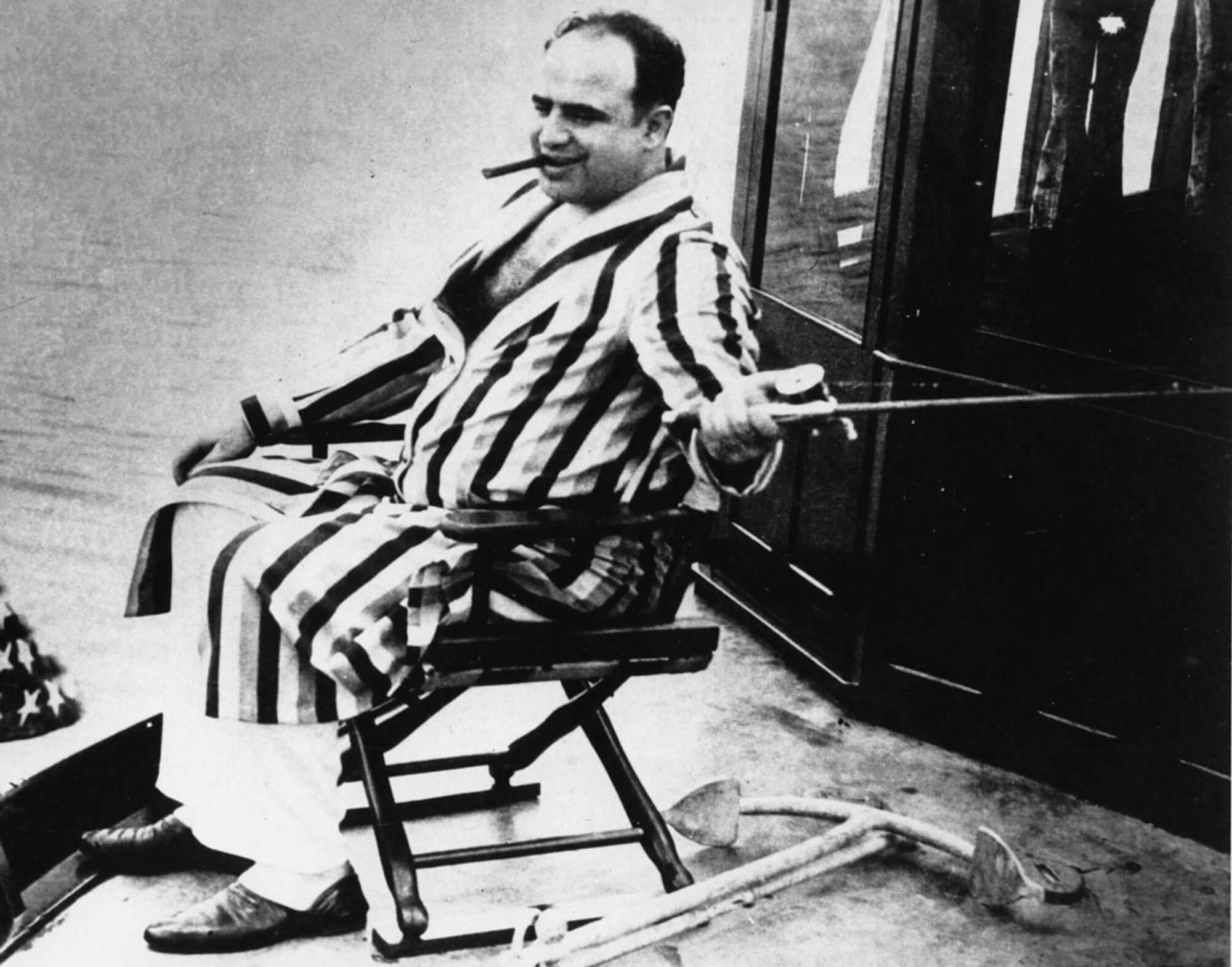 Al Capone – famous gangster