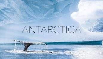 Antarctica drone footage 345x200 Drone Art: 20 Most Amazing Video Footages from Above