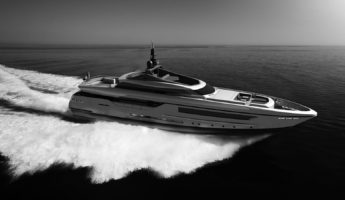 Baglietto Fast, The 46m Luxury Yacht James Bond Would Ride