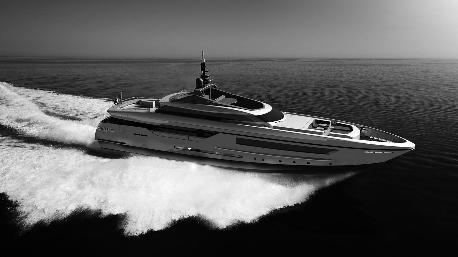 BAGLIETTO Fast 46 M Luxury Yacht